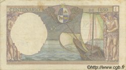 1 Peso URUGUAY  1930 P.017a TTB