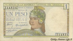 1 Peso URUGUAY  1930 P.017a SUP+