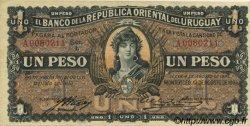 1 Peso URUGUAY  1934 P.021 pr.SPL
