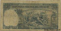 1 Peso URUGUAY  1935 P.028a pr.B