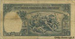 1 Peso URUGUAY  1935 P.028c B