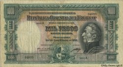1000 Pesos URUGUAY  1935 P.033a pr.TTB