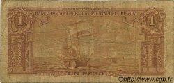 1 Peso URUGUAY  1939 P.035b pr.B