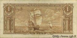 1 Peso URUGUAY  1939 P.035b TTB