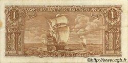 1 Peso URUGUAY  1939 P.035c TTB+