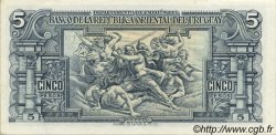 5 Pesos URUGUAY  1939 P.036b SPL