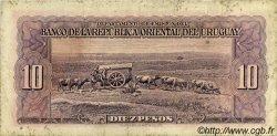 10 Pesos URUGUAY  1939 P.037c