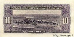 10 Pesos URUGUAY  1939 P.037c NEUF