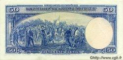 50 Pesos URUGUAY  1939 P.038b SPL+