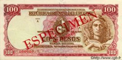100 Pesos URUGUAY  1939 P.039s SPL+