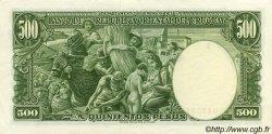 500 Pesos URUGUAY  1967 P.044b SPL