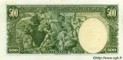 500 Pesos URUGUAY  1967 P.044b pr.NEUF