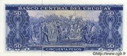 50 Pesos URUGUAY  1967 P.046a NEUF