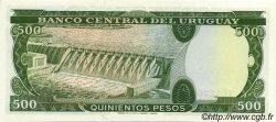 500 Pesos URUGUAY  1967 P.048a pr.NEUF