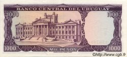 1000 Pesos URUGUAY  1967 P.049a NEUF