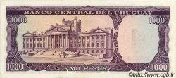 1 Nuevo Pesos sur 1000 Pesos URUGUAY  1975 P.055 SPL