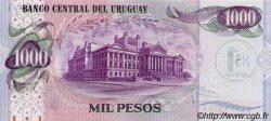 1 Nuevo Pesos sur 1000 Pesos URUGUAY  1975 P.056 NEUF