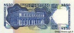 50 Nuevos Pesos URUGUAY  1981 P.061c NEUF