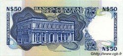 50 Nuevos Pesos URUGUAY  1987 P.061d NEUF