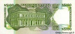 100 Nuevos Pesos URUGUAY  1986 P.062c pr.NEUF