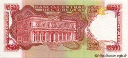 500 Nuevos Pesos URUGUAY  1991 P.063A NEUF