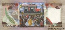 5000 Nuevos Pesos URUGUAY  1983 P.065a SPL