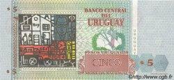 5 Pesos Uruguayos URUGUAY  1998 P.080a pr.NEUF