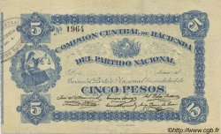 5 Pesos URUGUAY  1921 PS.--- SUP