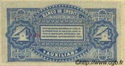 4 Centesimos URUGUAY  1887 PS.161r SPL