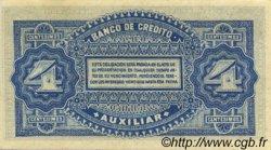 4 Centesimos URUGUAY  1887 PS.161r NEUF