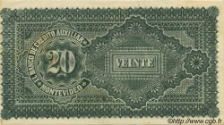 20 Pesos URUGUAY  1887 PS.164r SPL