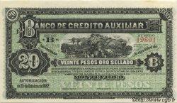 20 Pesos URUGUAY  1887 PS.164r NEUF