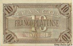 10 Pesos URUGUAY  1871 PS.171r SUP