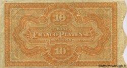 10 Pesos URUGUAY  1871 PS.172a TTB+