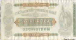 50 Pesos URUGUAY  1872 PS.238r pr.NEUF