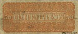 50 Pesos - 5 Doblones URUGUAY  1867 PS.387 TB+