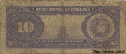10 Bolivares VENEZUELA  1960 P.031d B