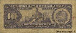 10 Bolivares VENEZUELA  1968 P.045f B