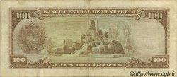 100 Bolivares VENEZUELA  1971 P.048h pr.TTB