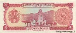 5 Bolivares VENEZUELA  1969 P.050b pr.NEUF