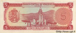 5 Bolivares VENEZUELA  1974 P.050h pr.SPL