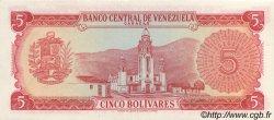 5 Bolivares VENEZUELA  1974 P.050h NEUF