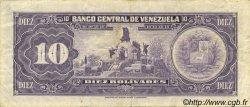 10 Bolivares VENEZUELA  1977 P.051f TTB