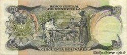 50 Bolivares VENEZUELA  1981 P.058 TTB+
