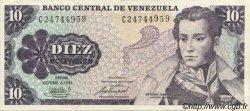 10 Bolivares VENEZUELA  1981 P.060a SUP