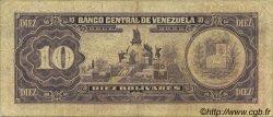 10 Bolivares VENEZUELA  1986 P.061a TB