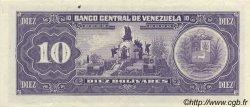 10 Bolivares VENEZUELA  1990 P.061b SUP+