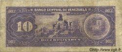 10 Bolivares VENEZUELA  1992 P.061c TB