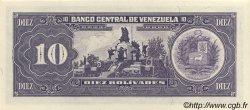10 Bolivares VENEZUELA  1995 P.061d SPL