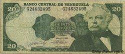 20 Bolivares VENEZUELA  1990 P.063c B+